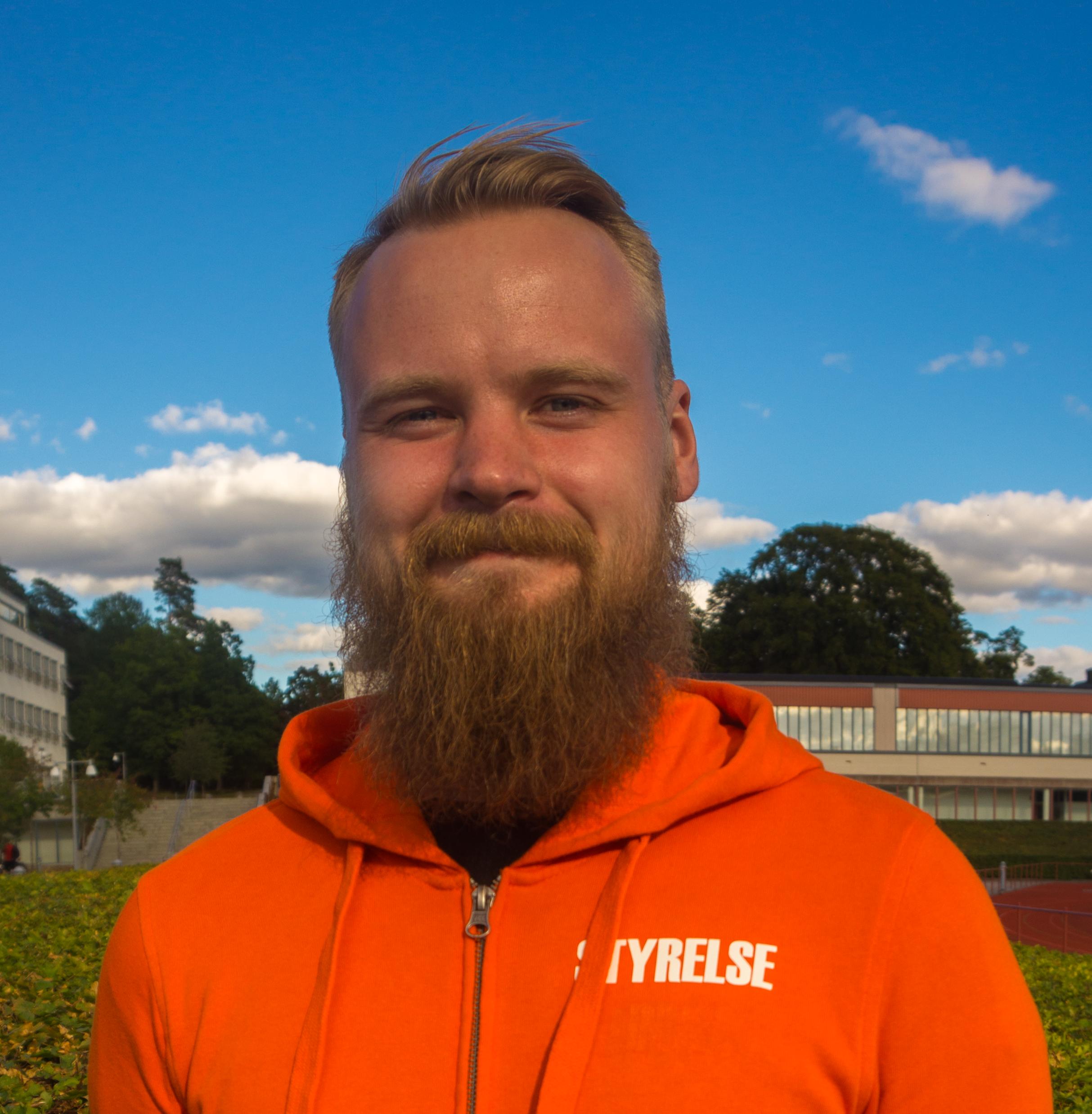Hannes Uppvall